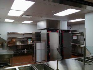 Greenacres Elementary - Kitchen