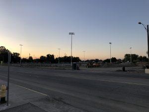 Kennewick High School - Track Lights