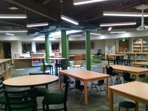 Greenacres Elementary - Library